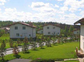Коттеджный поселок Спас-Каменка